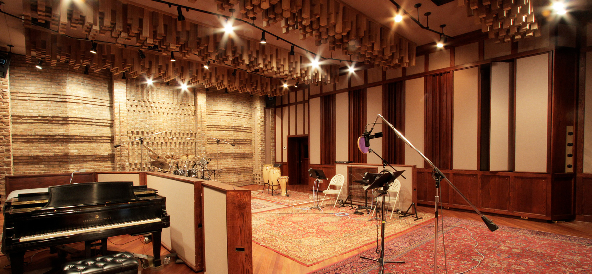 Studios at Linden Oaks Music Production