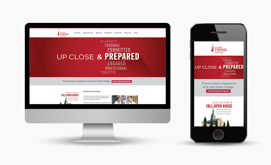 SJFC-Integrated Marketing Digital Website