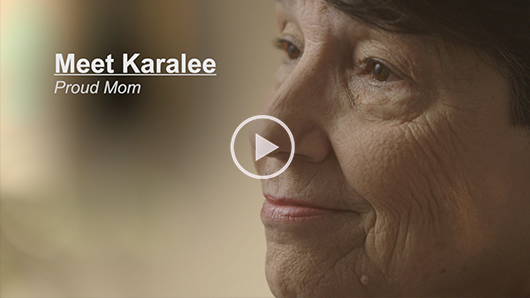 Lifetime Assistance- Meet Karalee