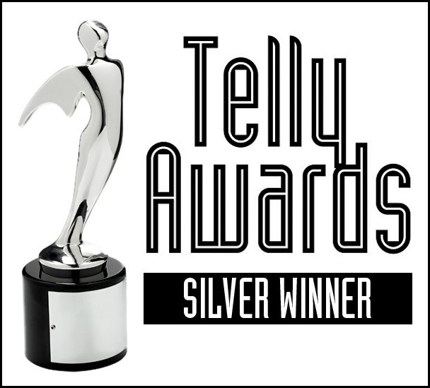 2018 Silver Telly Award