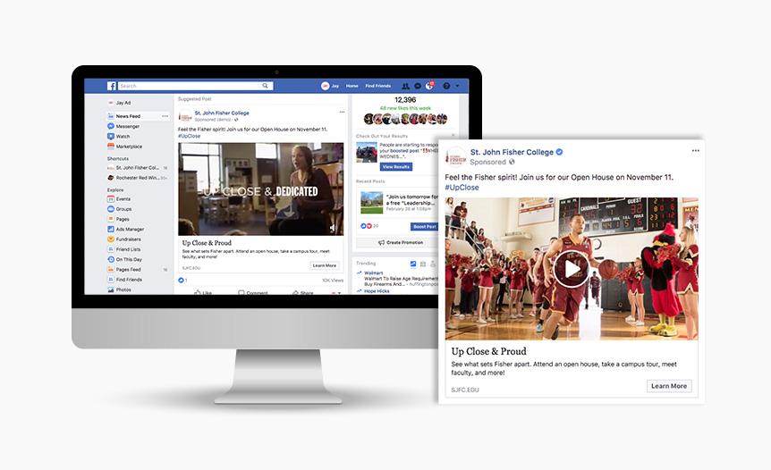 SJFC-Integrated Marketing Digital Facebook
