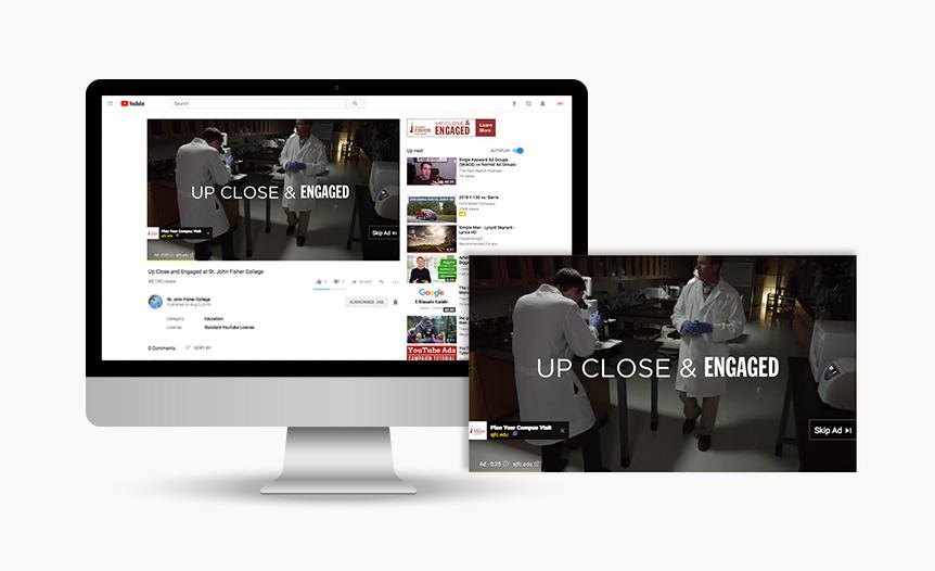 SJFC-Integrated Marketing Digital YouTube Advertising
