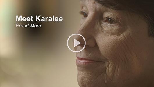Lifetime Assistance- Meet Karalee